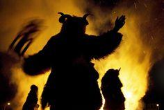 Busójárás in Mohács. Ash Wednesday, My Heritage, Hungary, Pagan, Techno, Images, Marvel, Celestial, Pictures