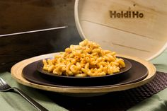 Non dairy Heidi Ho Mac and cheese