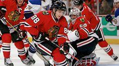 Patrick Kane named NHL's First Star for November 2013
