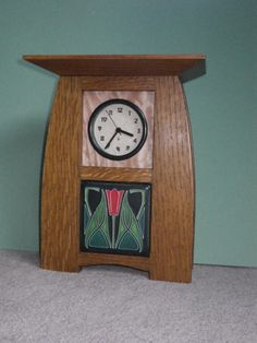 A&C clock by Bondo Gaposis