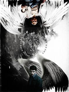 Cool Michael/Lucifer edit
