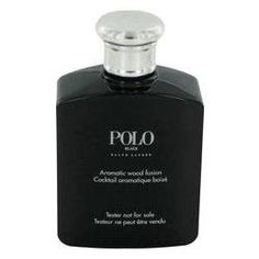 Polo Black Eau De Toilette Spray (Tester) By Ralph Lauren