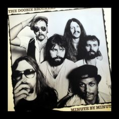 doobie brothers album covers | The Doobie Brothers Minute by Minute Album Cover | Flickr - Photo ...