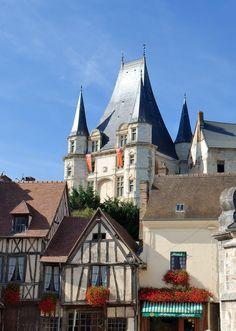 Chateau de Gaillon, Normandie, France