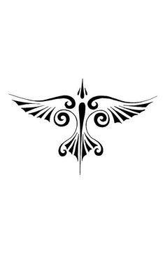 tribal tattoo hummingbird - Google Search