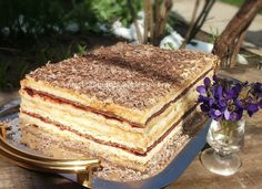 Romanian Desserts, Romanian Food, Romanian Recipes, Diet Recipes, Cake Recipes, Diana, Home Food, Food Cakes, Homemade Cakes
