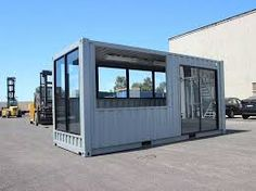 Image result for shipping container burger bar