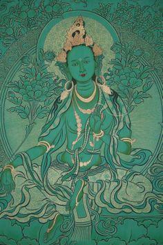 #Buddhism · The Practice of Green Tara — by Bardor Tulku Rinpoche