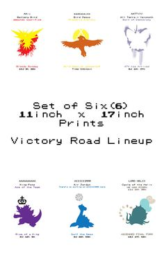 Twitch Plays Pokemon: Victory Road Lineup Set of 6 Twitch Pokemon, Play Pokemon, Pokemon Funny, Bird Jesus, Twitch Plays, I Choose You, Catch Em All, Funny Comics, Me Me Me Anime