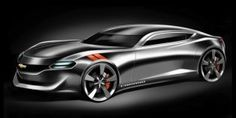 2015 Chevy Camaro Imagined: Is It a Batmobile?
