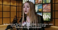 Canadian professor Avril Lavigne-stein Mary-Kate Olsen New York Minute quote GIF Mary Kate Olsen, Mary Kate Ashley, Ashley Olsen, Avril Lavigne, Tv Show Quotes, Movie Quotes, Funny Quotes, Ashley Movie, A New York Minute