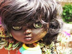 Un preferito personale dal mio negozio Etsy https://www.etsy.com/it/listing/232212016/blythe-doll-jecci-five-doll-black-boy