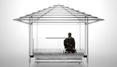 吉岡徳仁「ガラスの茶室 – 光庵」が京都・将軍塚青龍殿で世界初公開|EXHIBITION