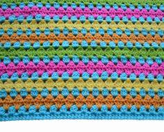 Elealinda-Design: Tutorial: Fußschlingenanschlag - Chainless Crochet Foundation