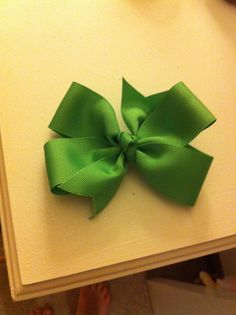 Bow made by Traci Torrenti it costs $3.50