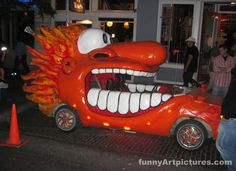 Funny pictures cars jokes: curious abnormal car pictures