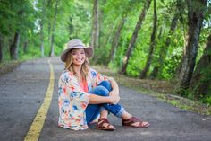 Katie Byers Senior 2017 Photo By McBee Photography