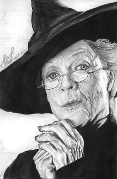 Whomever did this... Is amazing. Beautiful portrait. The hands are definitely Maggie