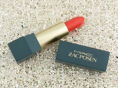 The Happy Sloths: MAC x Zac Posen Collection: Review and Swatches
