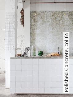 Tapete Polished Concrete, col.65 | Die TapetenAgentur
