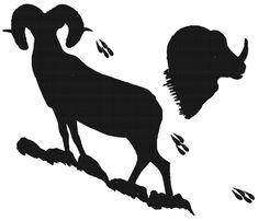 Vol 19, No 1 - Mammal Silhouettes No.1 - The Kansas School ...