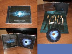 Within Temptation - The Silent Force (Dual Disc, CD) 2005 Ukrainian edition
