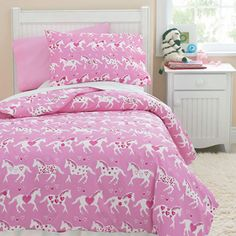 pony sheets and comforter cover