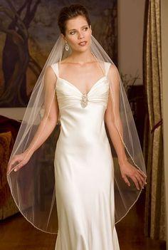 Erica Koesler Bridal Veil