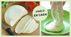 Veja como é fácil fazer o seu próprio queijo mussarela!!