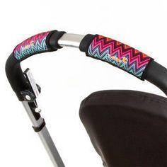 Protection pour guidon de poussette : le nouvel accessoire pratique et fashion pour votre poussette
