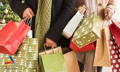 """Did you know the term """"Black Friday"""" was coined in the 1960's to demonstrate retailers moving from red to black? Red ink indicated a loss and black ink indicated a profit. It also indicates the kickoff to the Christmas shopping season!"""
