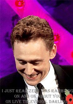 Hello Darling / British Hey Girl - Tom Hiddleston