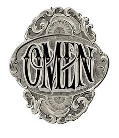 Omen by Andreas Grey