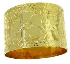 Hawaiian Heirloom Bracelet