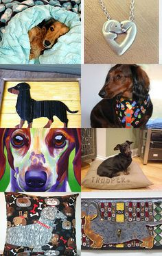 Let It Be A Wienerful Summer! by SassySashadoxie on Etsy--Pinned with TreasuryPin.com