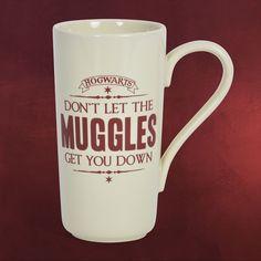 Don't let the Muggles get you down - Mug