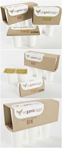 packaging by Lindsey Sherman #eggs #eggpackaging