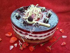 Cheesecake mûres chocolat blanc (sans cuisson)