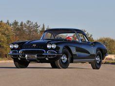 1962 Corvette C1 Fuel Injection