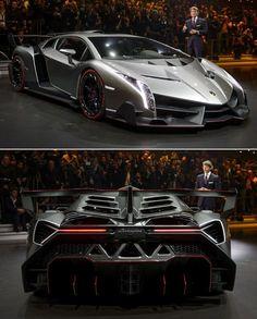 #Lamborghini Veneno: Forget Hybrids, We'll Just Make This Thing