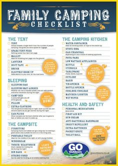 Camping Checklist - What Is The Camping World? A Reminder ** You can get additional details at the image link. #CampingChecklist