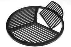 Best Kamado Grill Accessories: Cast Iron Cooking Grates