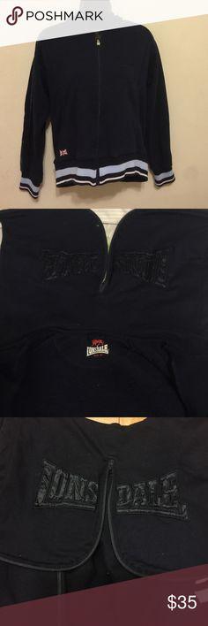 Lonsdale London Women's Hooded Sweatjacket