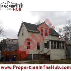Another great deal in up and coming Roslindale!  You couldn't beat the yard space, square footage and price of this single family home in Roslindale, my buyer agreed and bought it!