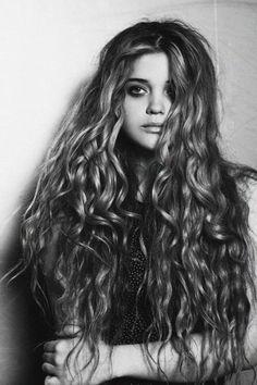 waves http://www.glamourmarmalade.com #hair #beauty
