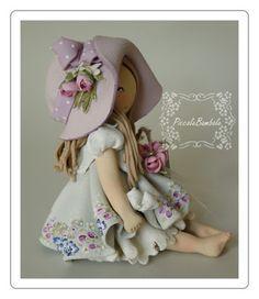 PiccoleBambole: Shabby - dolls- biscuit