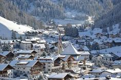 Val Gardena Ski Resort