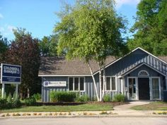 Coldwell Banker The Real Estate Group Fish Creek office.  4086 Hwy 42, Fish Creek, WI 54212