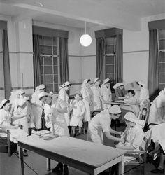 Student Nurse life at St Helier Hospital in 1943 Nursing Students, Student Nurse, History Of Nursing, Medical History, Local History, Family History, Nursing Pictures, Radiology Humor, Happy Nurses Week
