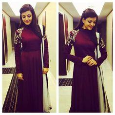 #Actress #KajalAggarwal latest snaps  @KajalAggarwal4u